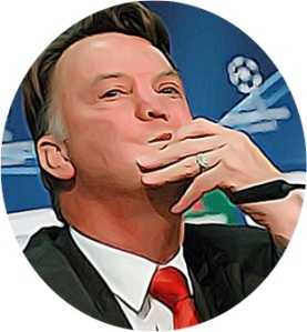 Louis Van Gaal Blog Photo