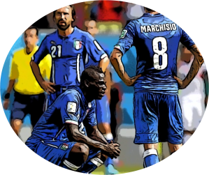 Italy dejected pic