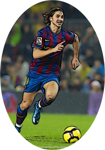 Zlatan Barca pic for blog