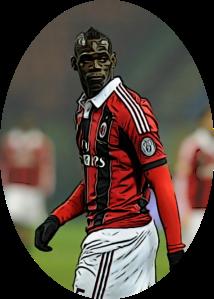 Balotelli Milan Pic