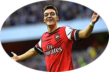 Ozil Arsenal pic for blog