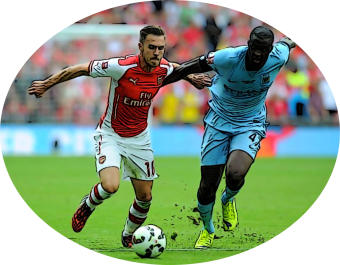 Ramsey Community Shield Pic