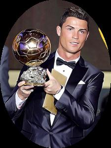 Cristiano Ballon D'or 2014