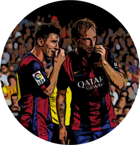 Messi and Rakatic pic for blog