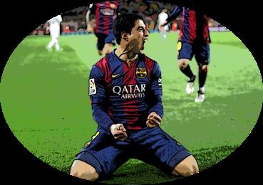 Saurez El Clasico Goal